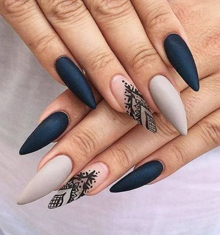 21 Exquisite Nail Art ideas | Fabulous nails and Make up