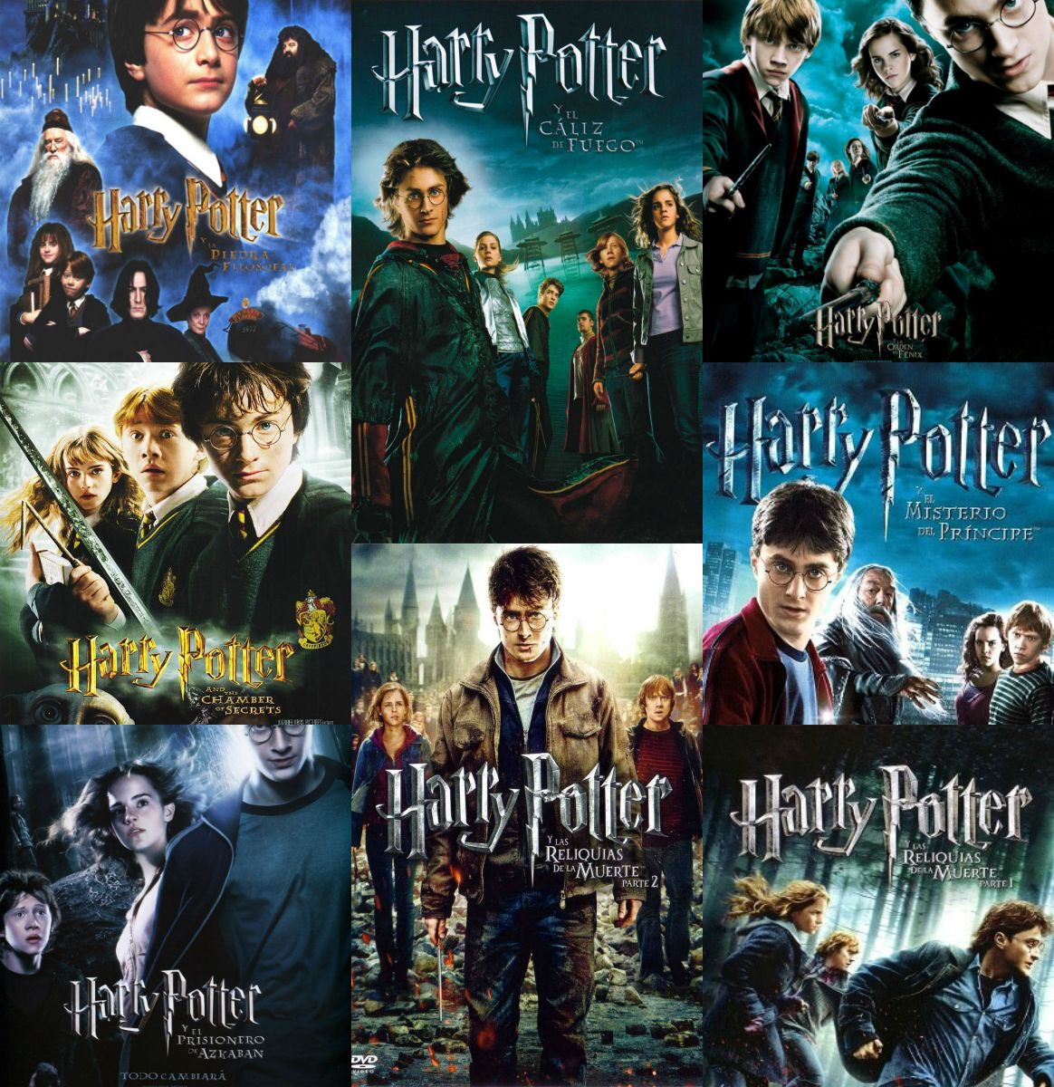 Freedescargascaw Pelicula Harry Potter Saga Completa Latino 1080p Mega 1 Link Harry Potter Movies Harry Potter Film Harry Potter Films