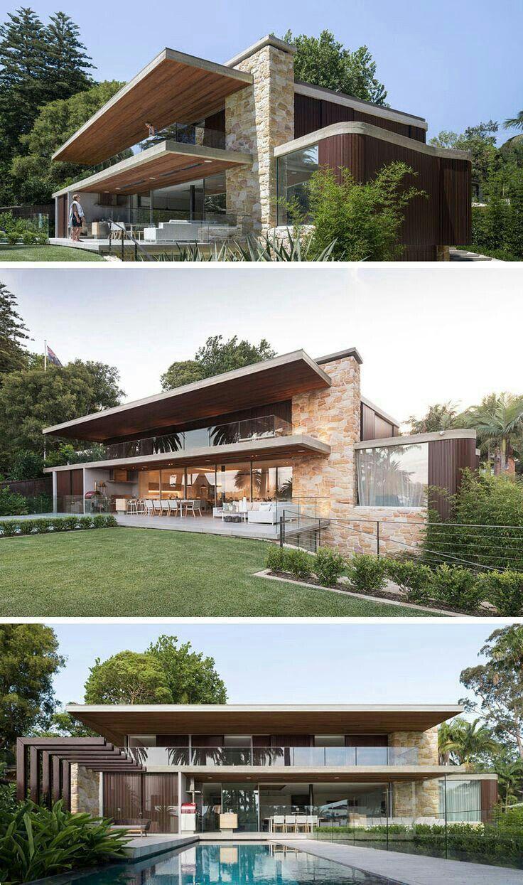 Pin von Tushar amin auf house | Pinterest | Moderne häuser ...