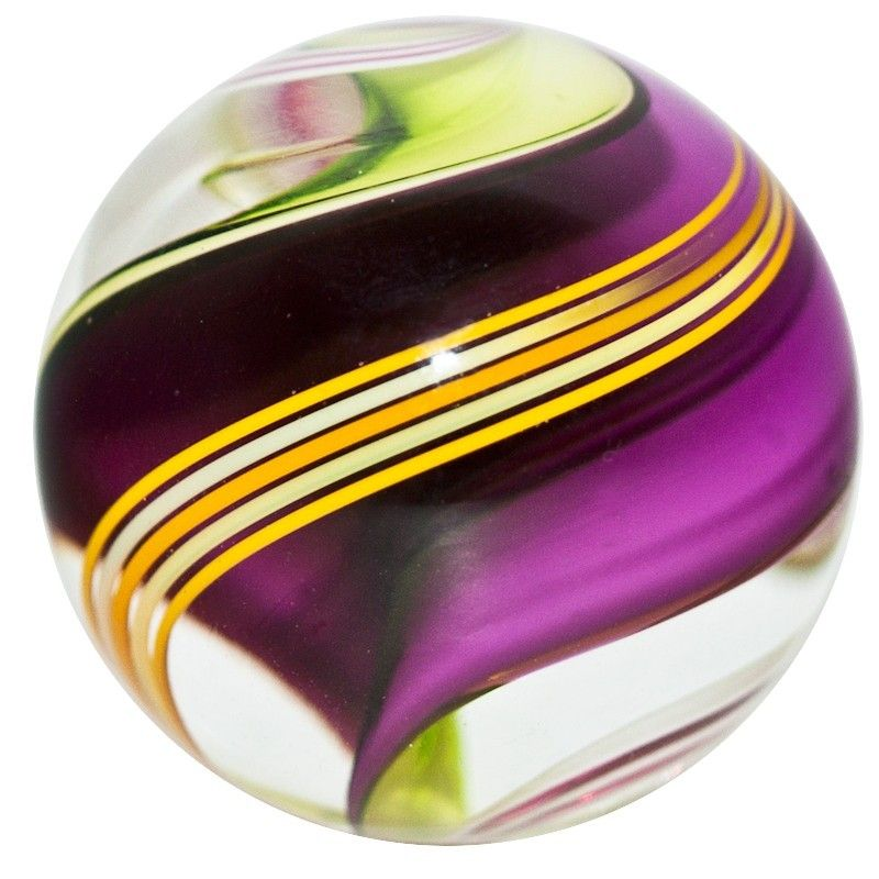 1 3 8 Glass Marble Colorful Corkscrew Marble With Images Glass Paperweights Marble Art Glass Sculpture