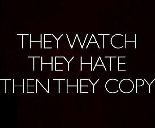 101 Attitude Quotes and Sayings about Haters that Are Timelessly Cool