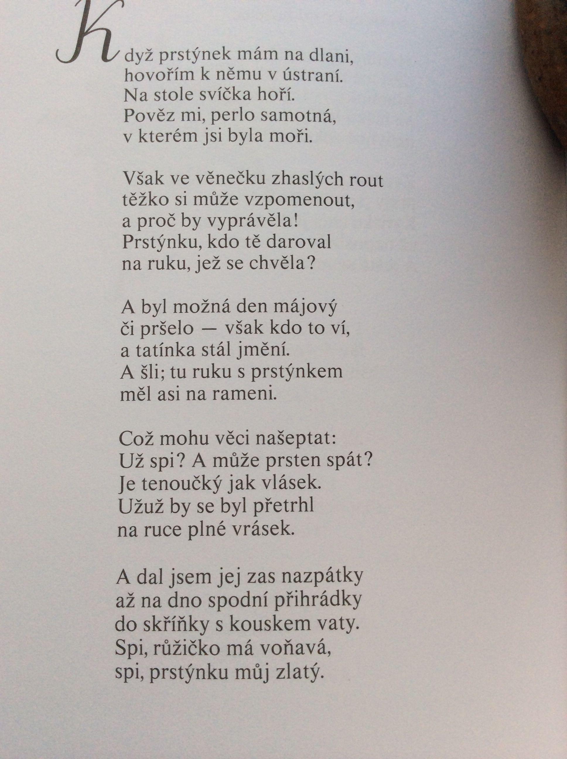 Jaroslav Seifert Maminka Pdf