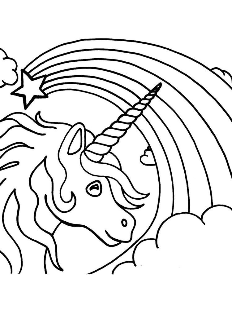 Coloring Pages Free Printable Unicorn Unicorns Are Very Famous Legendary Animals He Is Desc Unicorn Coloring Pages Easter Coloring Pages Bunny Coloring Pages