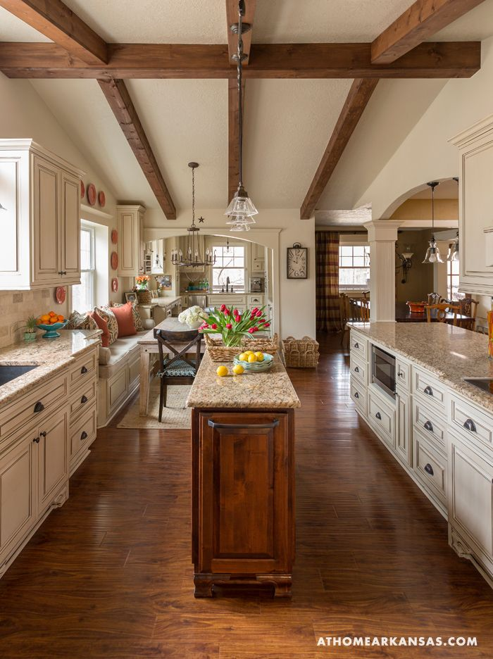 Family Style in 2020 Home, Home kitchens, Beautiful kitchens
