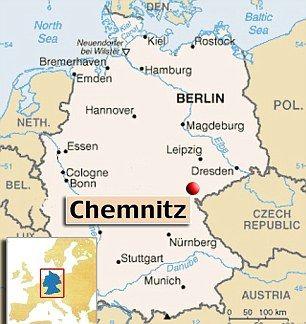 Risultati immagini per chemnitz nazi