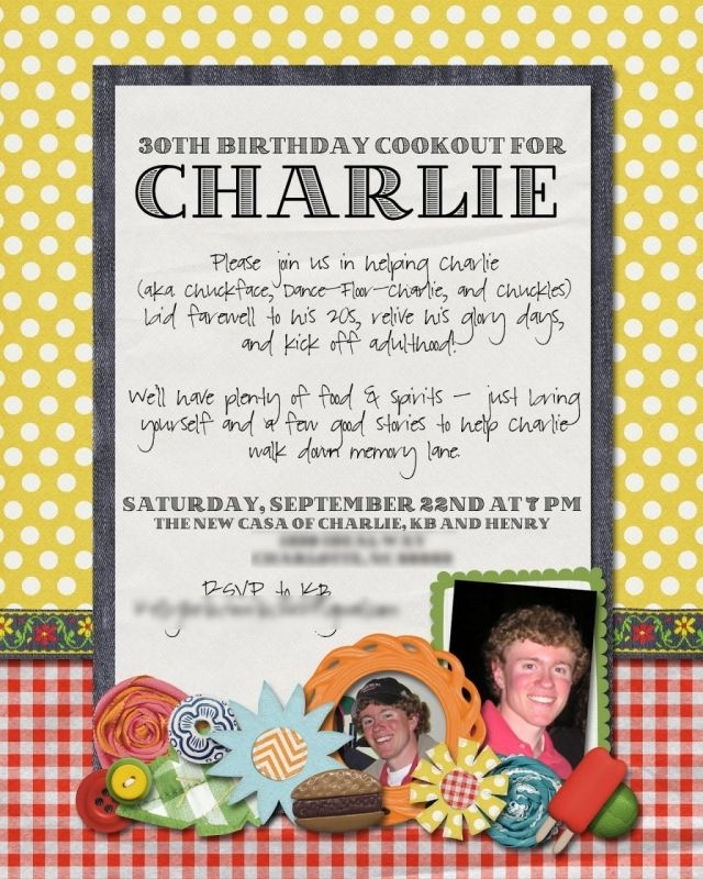 Joint Birthday Party Invitations Wording