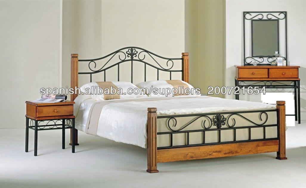 productos de madera y metal - Buscar con Google | mi cama ...