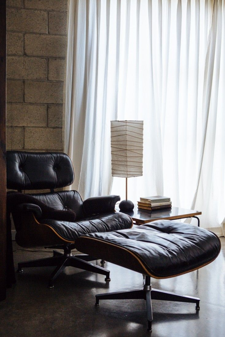 Lounge Chair Eames object lessons the iconic eames lounge chair leather lounge