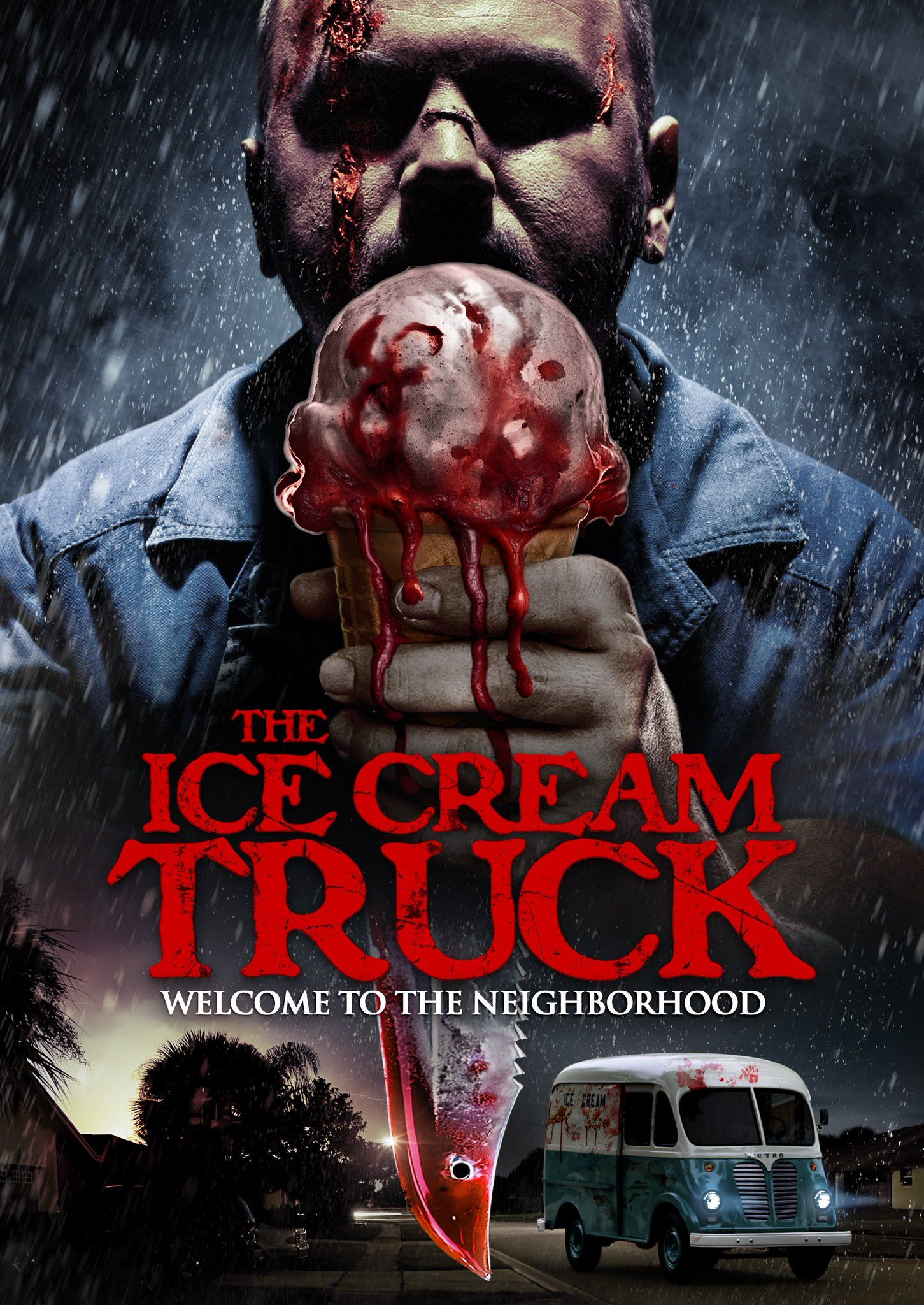 The Ice Cream Truck | Teaser, Movie and Scary movies