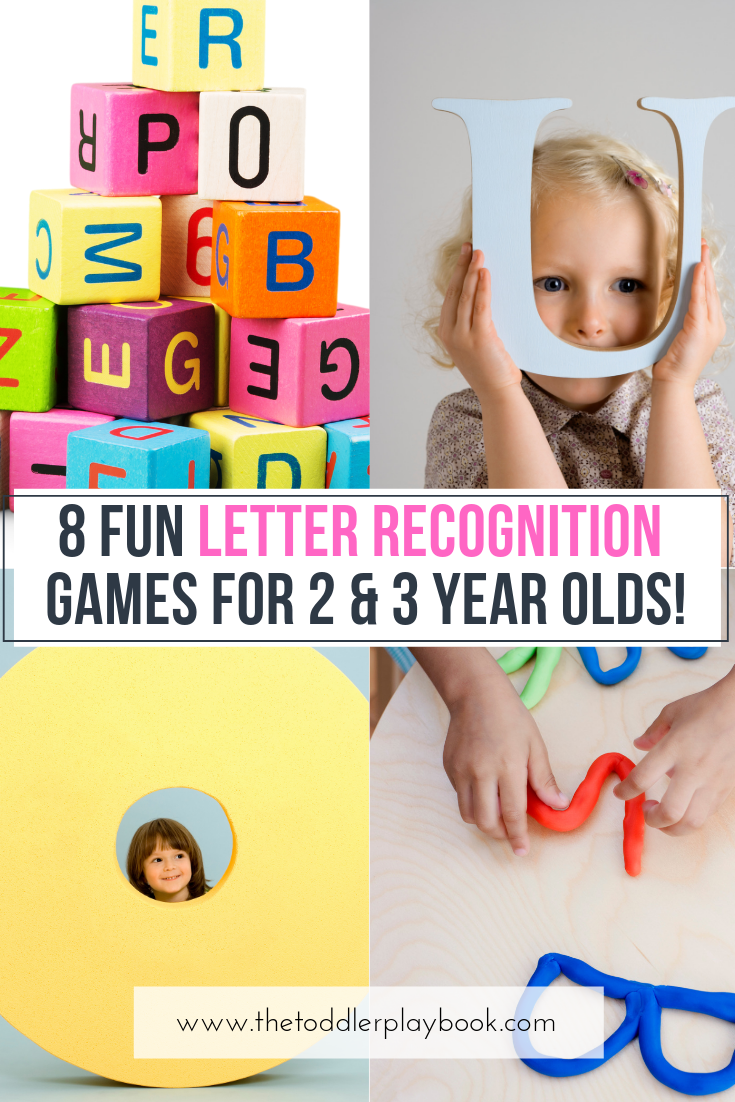 8 Fun & Easy Literacy Activities For Toddlers #creativeartsfor2-3yearolds