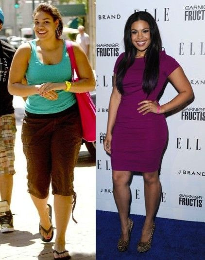 Jordin sparks weight loss before and after