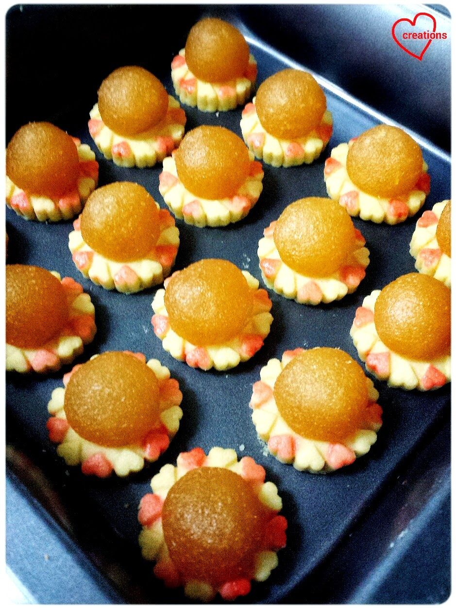 Valentine's Day-CNY 'Melt-in-the-Mouth' Pineapple Tarts ...