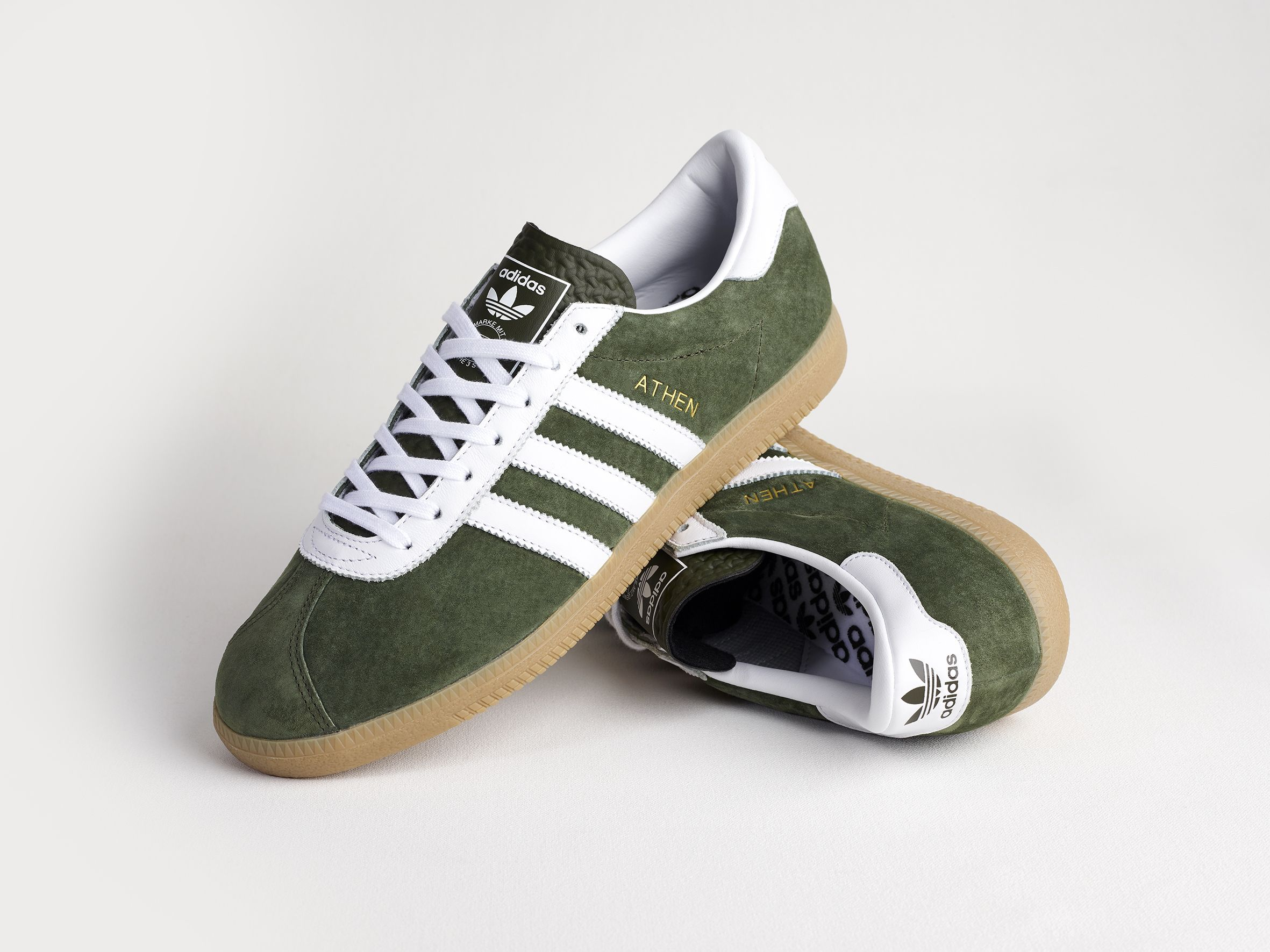 There's a new Athen finished in Forest Green coming Friday