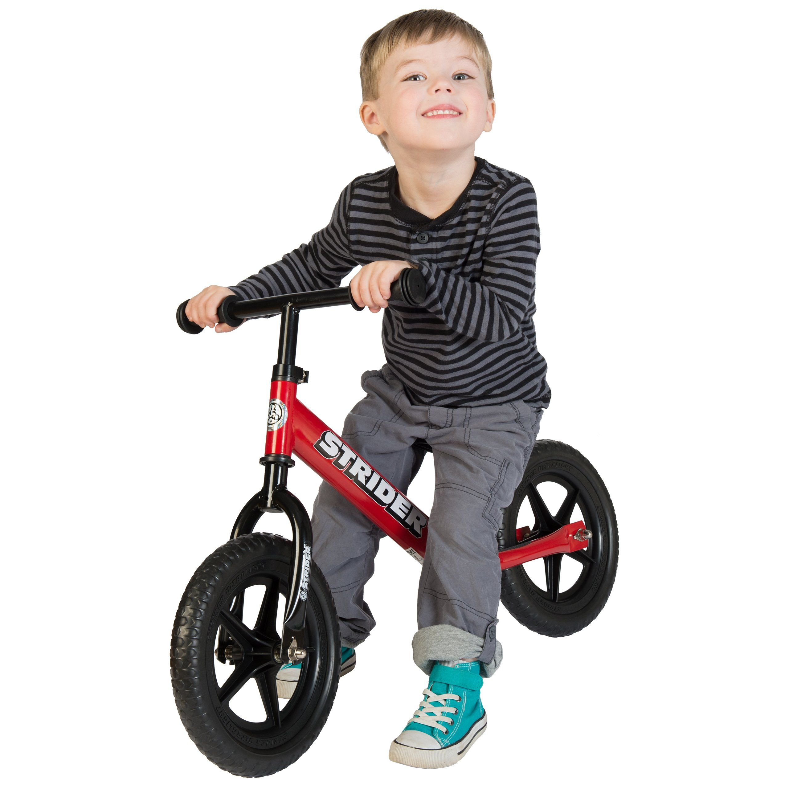 Strider 12 Sport No Pedal Balance Bike Review Balance Bike