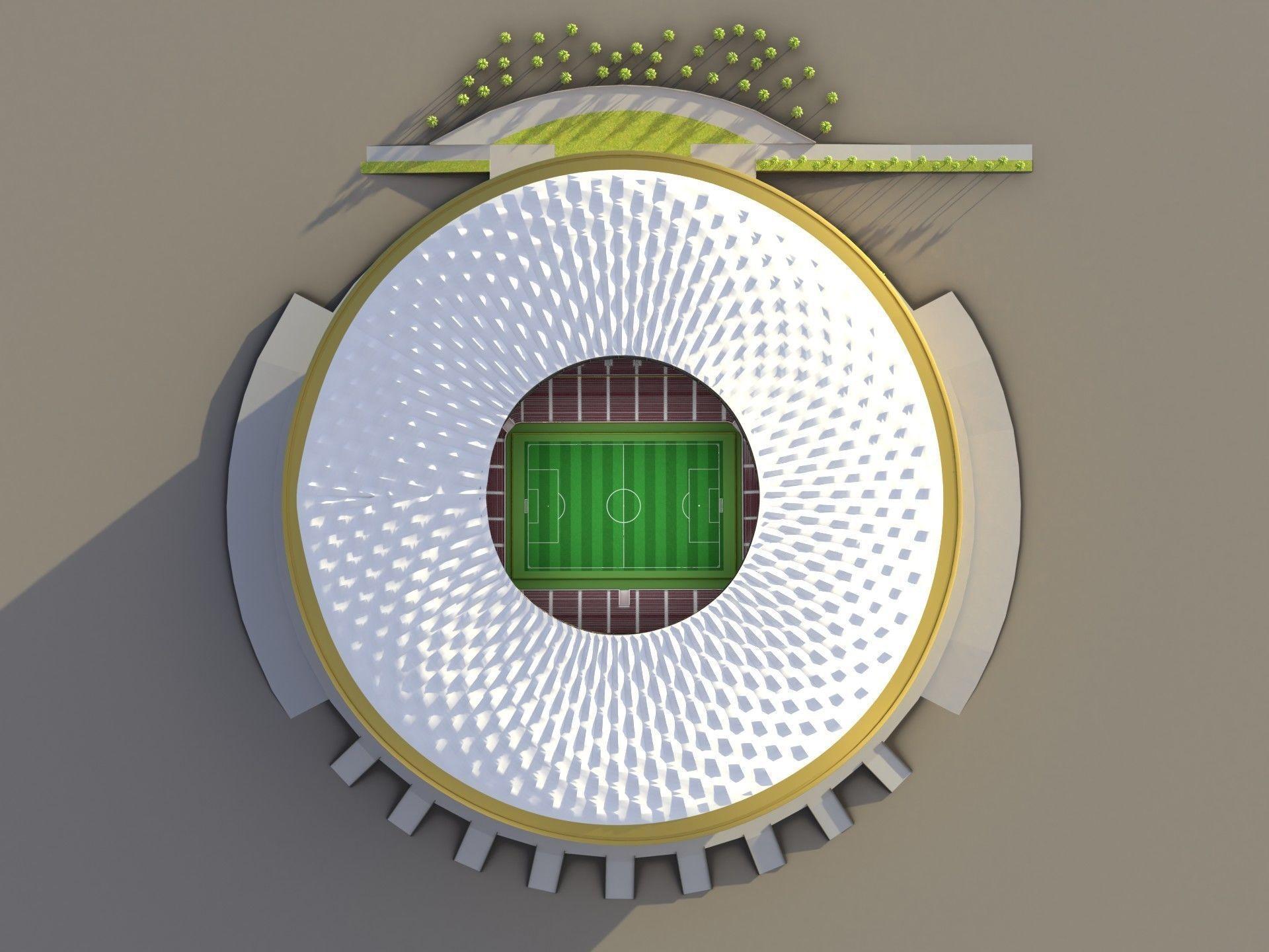 Lusail Stadium Fifa World Cup 2022 Qatar 3d Sport In 2020 World Cup 2022 Fifa World Cup Qatar World Cup Stadiums