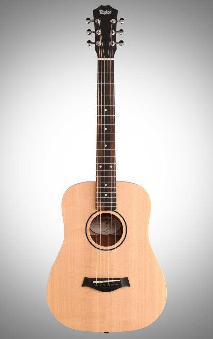 Taylor Bt1 Baby Taylor Acoustic Guitar With Gig Bag Taylor Guitars Acoustic Guitar Best Acoustic Guitar