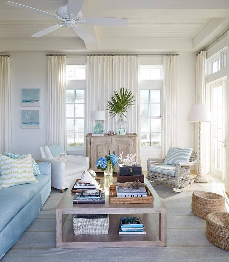 Pin On Beach Living Room Beach Living Room Ideas Beach Themed Decor Coastal Decorating