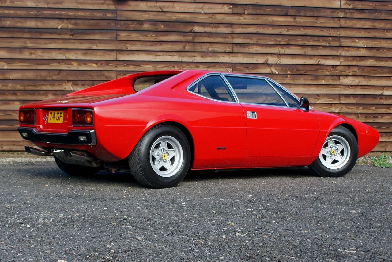1973 Ferrari Dino 308 Gt4 Sports Cars Luxury Ferrari Sports Car
