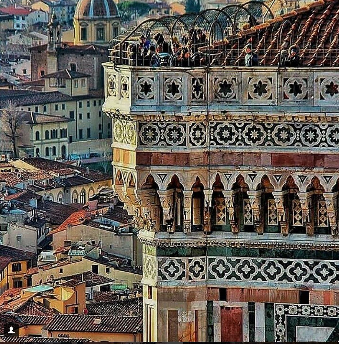 Giottos bell tower in florence florence italy visit