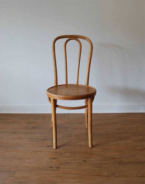 Thonet Cafe Chairs Set Of Five By InTheBigShed On Etsy, $700.00