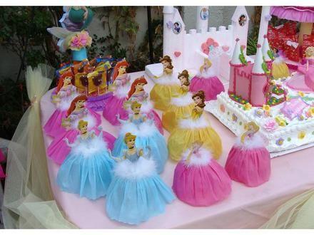 Centros mesa infantiles con dulces para toda ocacion for Decoracion mesas fiestas