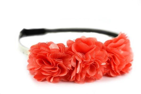 Serre tête bijou Chic Accessoires cheveux, Cheveux rouge