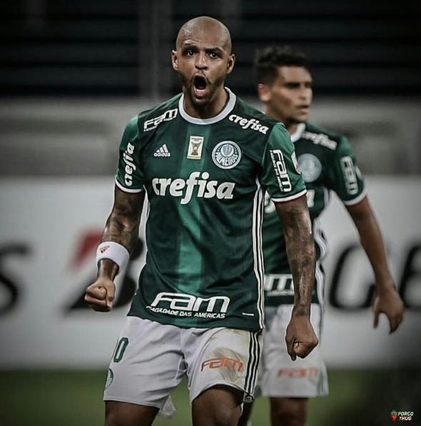 d2f998f85a Em resposta a racismo Felipe Melo faz declaração machista Palmeiras Felipe  Melo