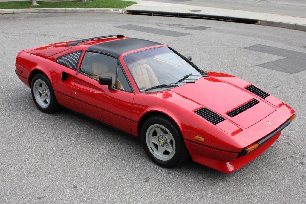 1985 ferrari 308 gts quattrovalvole ferrari classic cars sports cars pinterest