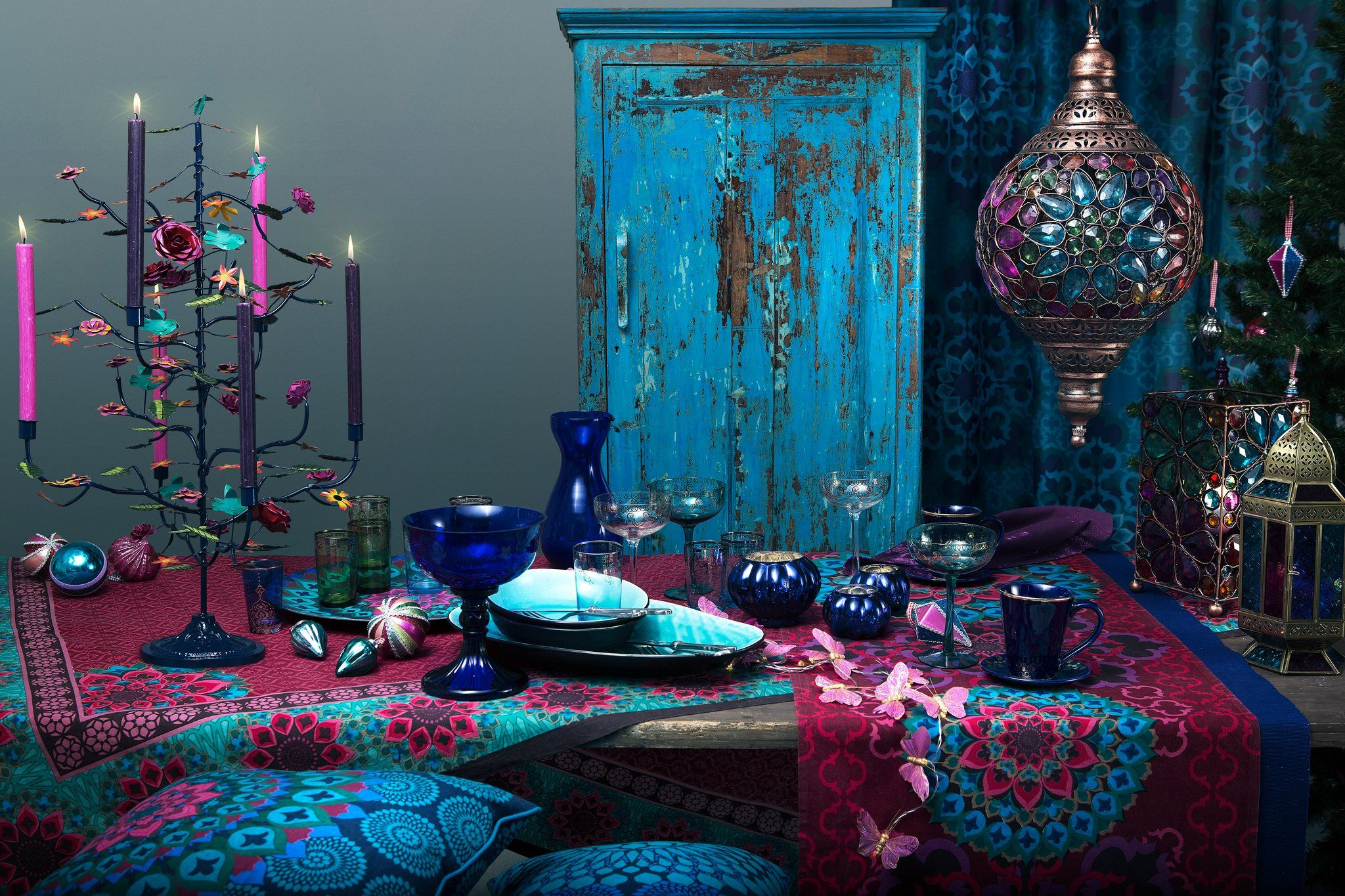 Beautiful Bohemian Decoration