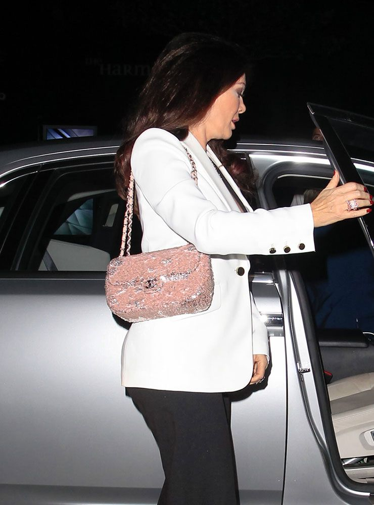 Let S Check In On Lisa Vanderpump Chanel Bag Collection And A Few Non Bags Too