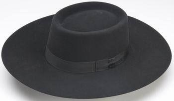 Our most popular Vaquero style hat. Crisp  amp  stylish this 4