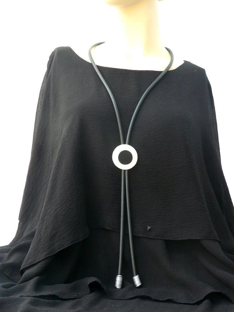 Modeschmuck halskette lang