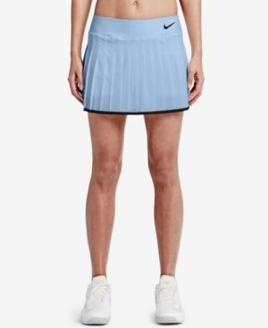 c7f8bd4770 Nike Court Victory Dri-fit Pleated Tennis Skirt - Blue XS   Products ...