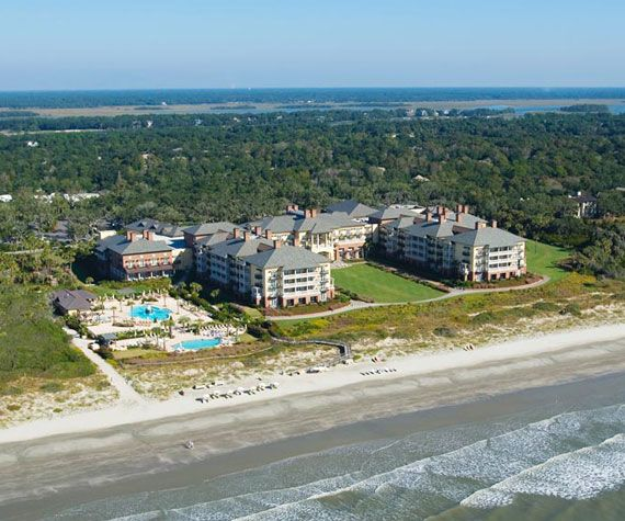 Kiawah Island South Carolina Charleston Beach Resorts