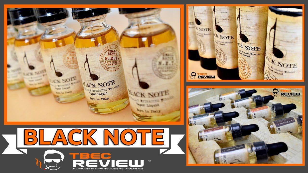 Black Note N E T E Liquid Review Tbec Review Vodka Bottle Notes Black