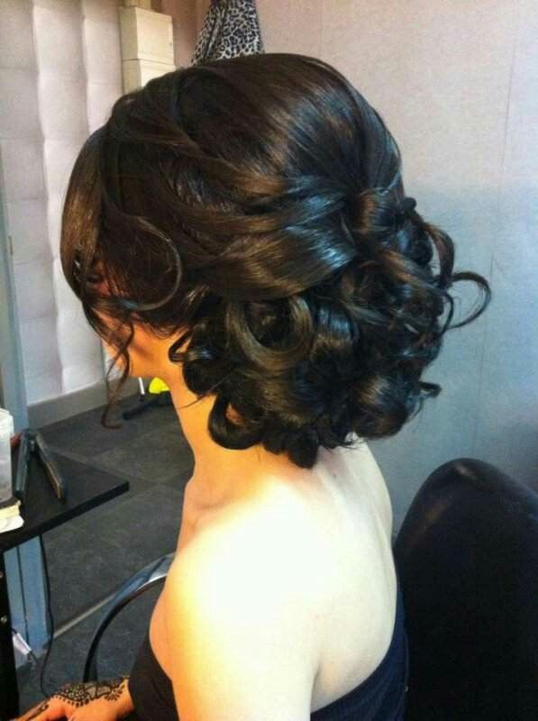 Chignon libanais Formal Hairstyles, Wedding Hairstyles, Dream Hair, Bridal  Hair, Hair Dos