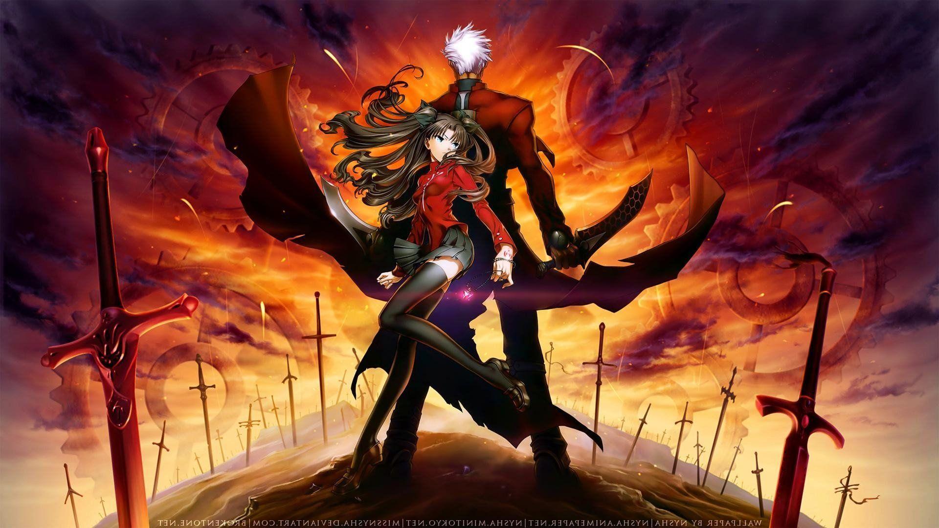 Anime Fate/StayNight