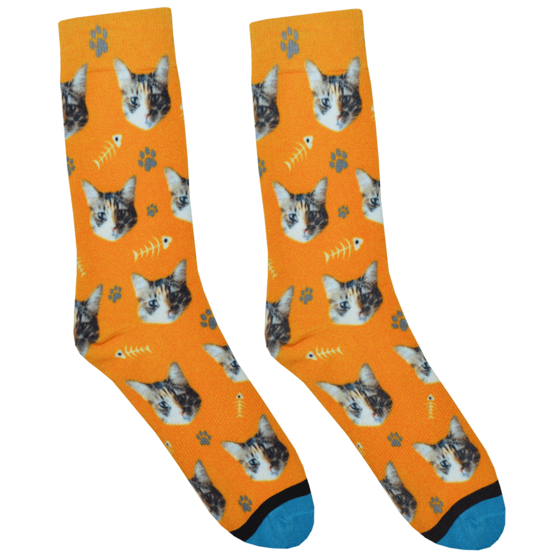 Custom Cat Socks Cats, Socks, Crop pictures