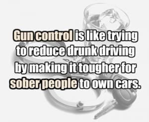 Yep. Gun control sounds a lot like the prohibition era. Anyone who knows history knows that it wont work.
