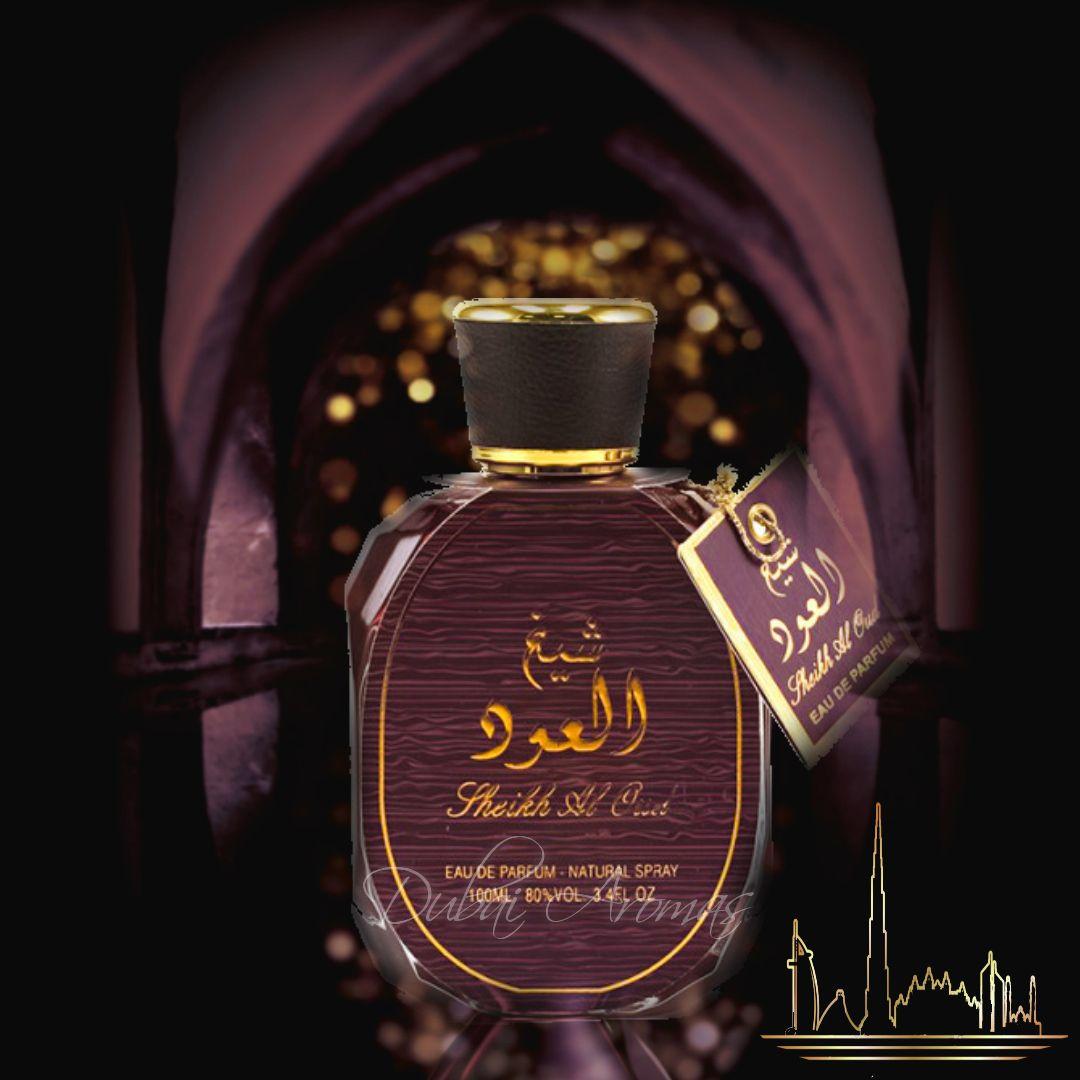 Parfum Arabesc Sheikh Al Oud عطر شيخ العود Www Dubaiaromas Ro 100𝐌𝐋 𝐀𝐏𝐀 𝐃𝐄 𝐏𝐀𝐑𝐅𝐔𝐌 𝐋𝐢𝐯𝐫 Oriental Perfumes Perfume Fragrance