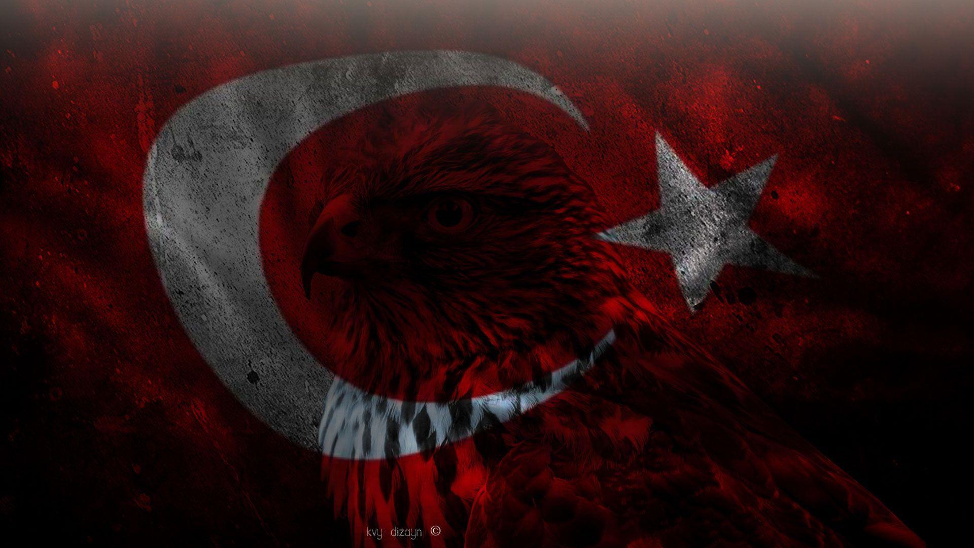 HD T&252rk Bayrağı Arkaplan Resimleri  Bayrakları Pinterest