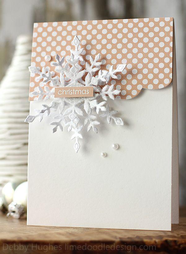 jolie carte nouvel an DIY une jolie carte de voeux pour noël et le nouvel an à faire soi