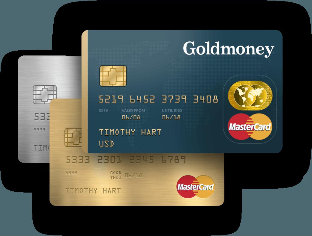 Goldmoney Mastercard | business & marketing | Pinterest | Business ...