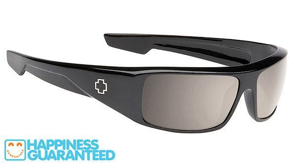 2afff09c92 Spy Optics Logan. Spy Optic Logan Happy Lens Sunglasses - Black - Bronze ...