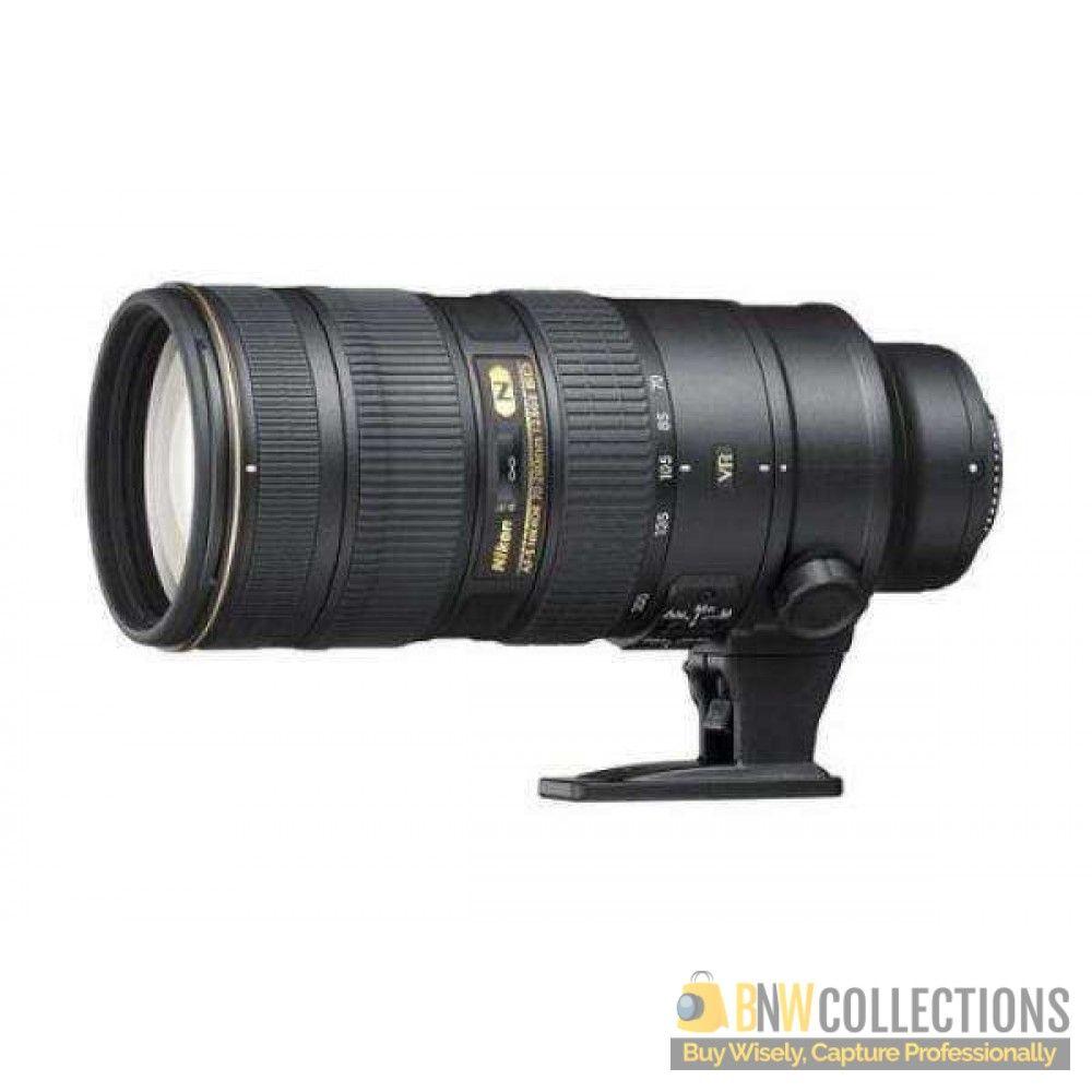 Buy Nikon 70200mm f/2.8G ED VR II AFS Zoom Lens At Best