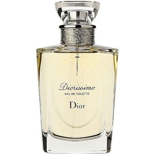 Dior Diorissimo eau de toilette (2.870 NOK) ❤ liked on Polyvore featuring beauty products, fragrance, perfume, makeup, beauty, dior, eau de toilette perfume, perfume fragrance, christian dior fragrance and christian dior perfume