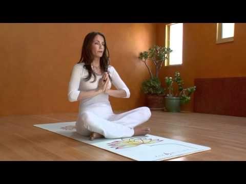 Kia Miller S Kundalini Practice For Modern Day Yogis Wanderlust M Breathing Meditation Yoga Living Holy Yoga