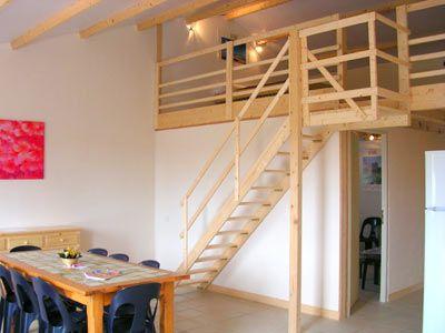 mezzanine construire et amenager lit mezzanines loft beds adults pinterest mezzanine. Black Bedroom Furniture Sets. Home Design Ideas