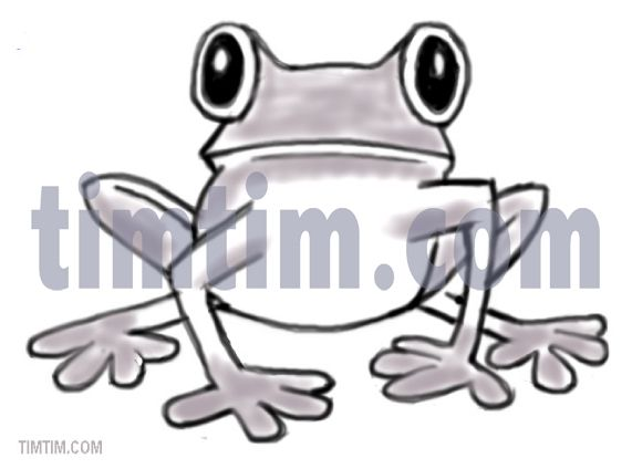 drawings of frogs | ... coloring & free online drawing tool & free ...