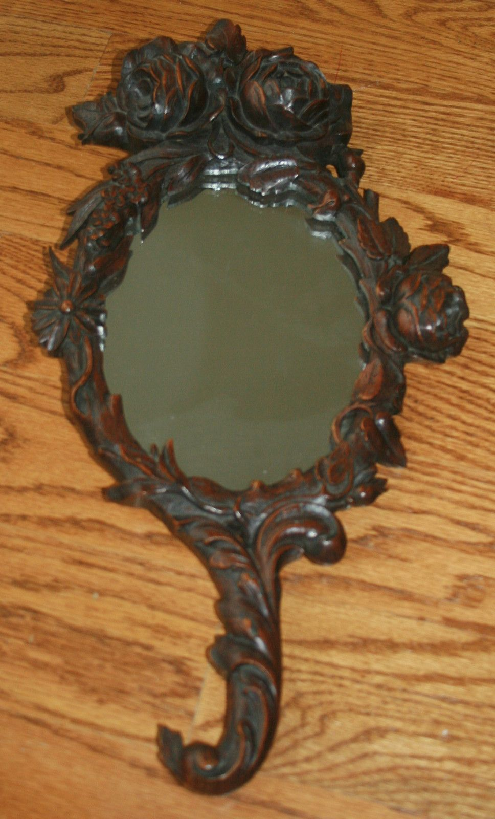 Pin On Antique Hand Held Mirrors